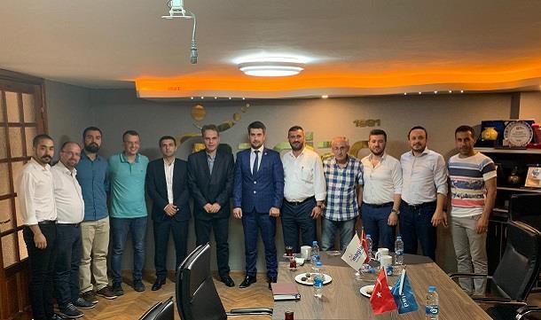 MAGİAD üyeleri Kuzey Makedonya'ya açılıyor.