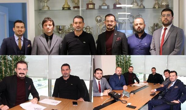 SAMGİAD'dan Samsunspor'a büyük destek.