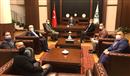 Konya GİAD'dan Başkan Kılca'ya ziyaret.