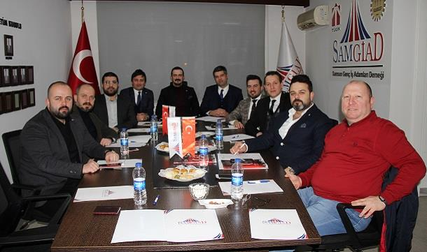 KARGİF'ten Samgiad'a ziyaret