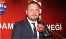 Bafra Giad'ın yeni başkanı Burak Özturan.