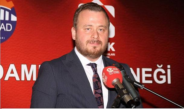 Bafra Giad'ın yeni başkanı Burak Özturan
