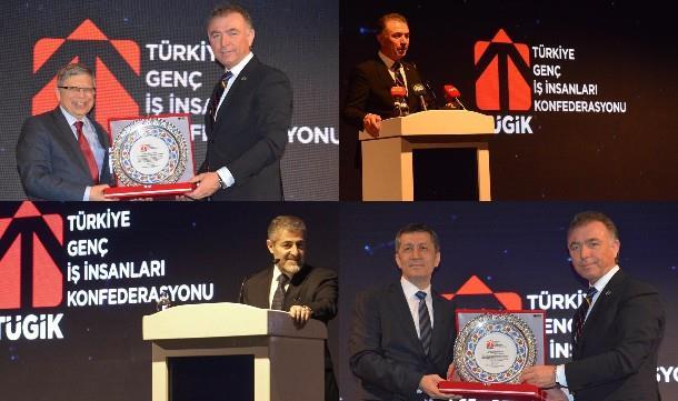 Genç İş İnsanları Antalya'da buluştu