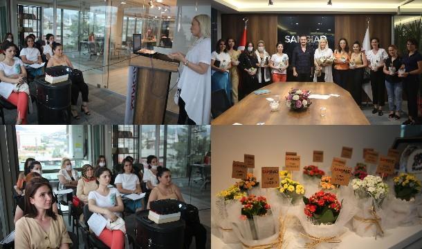 SAMGİAD'dan Annelere özel seminer.
