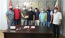 Fagiad'dan Fatsa Belediyespor'a destek.
