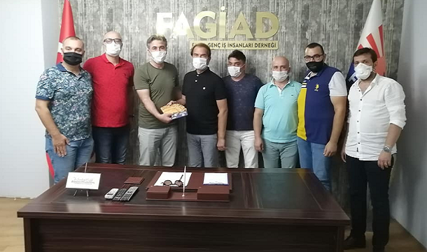 Fagiad'dan Fatsa Belediyespor'a destek