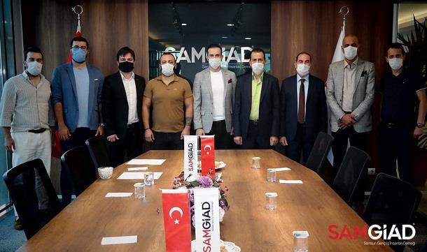 Arap işadamları SAMGİAD üyeleri ile buluşacak
