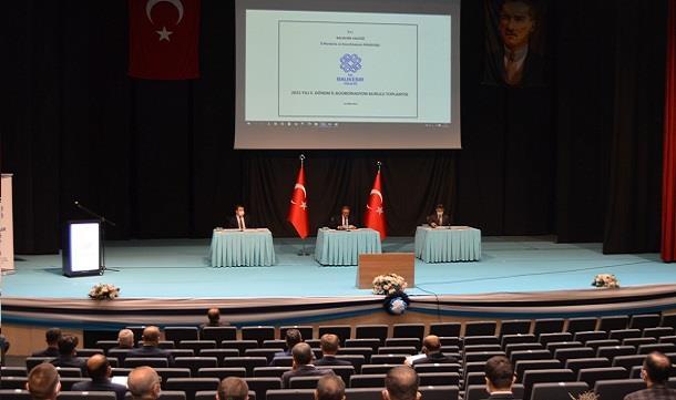 Sn. Emrah BİLCANLI İl Koordinasyon Kurulu Toplantısına Katıldı..