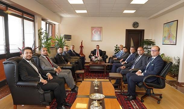 BAGİAD ve BAÜN Arasında İş Birliği Protokolü İmzalandı.