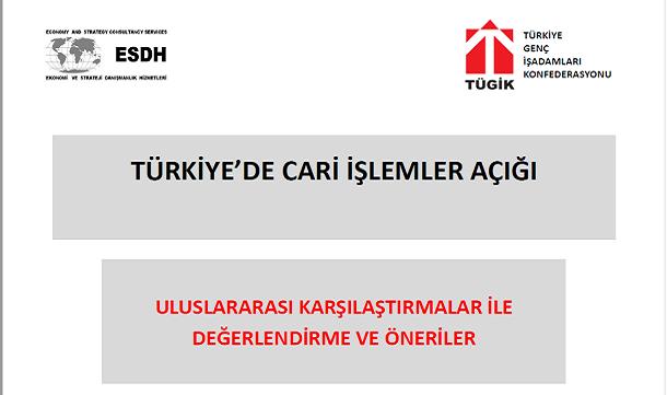 TÜRKİYE'DE CARİ İŞLEMLER AÇIĞI