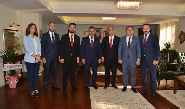 The Young Businessmen Confederation of Turkey